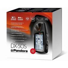 Pandora DX 50S v.2; 2CAN/LIN диалоговая, автозапуск