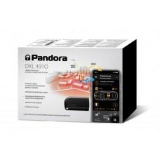 Pandora DXL 4910 3CAN, 2LIN, BT, GSM, GPS/Глонасс