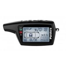 Брелок пейджер Pandora LCD DXL 079 Black (DX-50S)