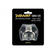 SWAT DBN-03 Дистрибьютор питания 0GAx1->4GAx2