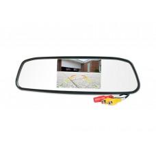 """SWAT VDR-2U зеркало заднего вида, экран 5"""" (монитор для зад. камер)"""