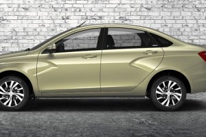 Начались продажи «эксклюзивной» LADA Vesta с мотором 1,8 литра