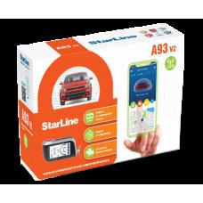 STAR LINE A93 v2 GSM (Брелок, GSM)