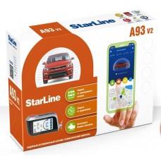 STAR LINE A93 v2 (Брелок)