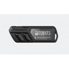 Брелок пейджер Pandora LCD D011 black (для D90S)