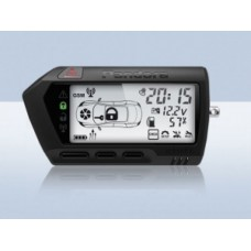 Брелок пейджер Pandora LCD DXL 705 black