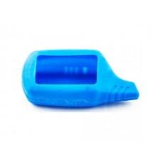 Чехол брелока StarLine A61/91 силикон/голубой