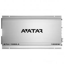 Усилитель ALPHARD AVATAR ATU-1000.4D