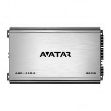 Усилитель ALPHARD AVATAR ABR-460.4