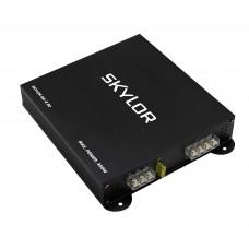 SKYLOR AQ-2.60 аналоговый 2-х канальный усилитель 2х60 Вт, класс АВ