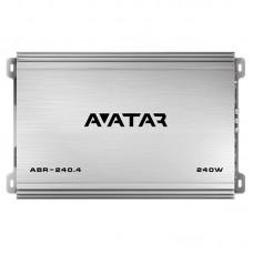 Усилитель ALPHARD AVATAR ABR-240.4