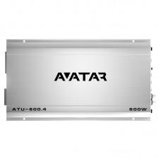 Усилитель ALPHARD AVATAR ATU-600.4