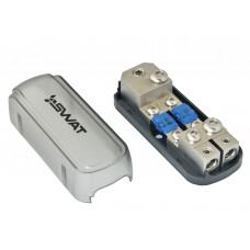 Дистрибьютор питания SWAT FH-MANL-10 60A в колбе 4/8GA->4/8GA