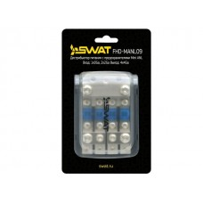 SWAT FHD-MANL09 Дистрибьютор питания 0GAx1+2GAх2-> 4GAx4