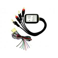 INCAR AMP-TY01 Блок подключения штатного усилителя Prado-120