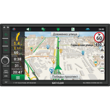 "SKYLOR AND-7070 2din,7"" 4x50, Android 6.0,GPS, WI-FI, BT,FLAC, MP3, MKV, WMA, JPEG,RCA"