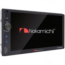 Nakamichi NAM1700r/ 2 din , 4x50 Вт, MP3 USB, SD, BT