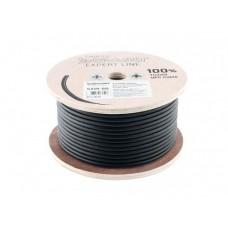 SWAT SXW-8B /силовой кабель 8Ga/8мм2 черный, луженая медь, 50м.