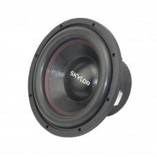 SKYLOR SW-AL1202/ саб. динамик 12 Литая алюм корзина coil3mm 2+2om RMS600W MAX1500w