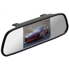 """Зеркало-монитор SilverStone 5"""" HD экран NTSC/PAL"""