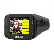 Антирадар и регистратор Sho-Me Combo №3 iCatch GPS