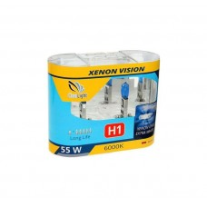 Лампа H1 (Clearlight) 12V-55W XenonVision (2 шт.)