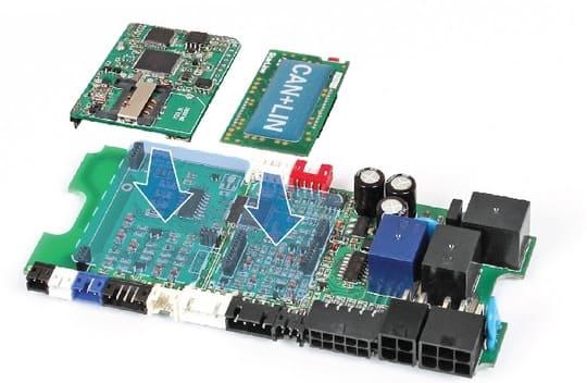 Модульная архитектура сигнализации Старлайн